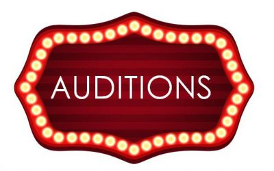 Panto Auditions
