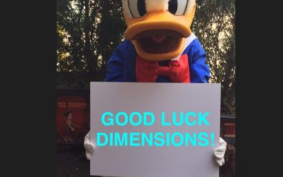 Good Luck From Disneyland Paris
